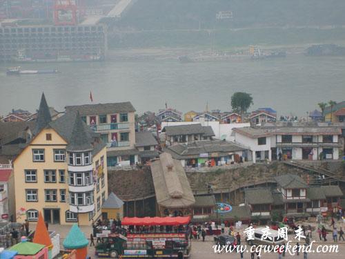 重庆洋人街影像
