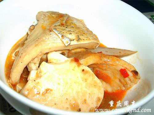麻辣香水鱼