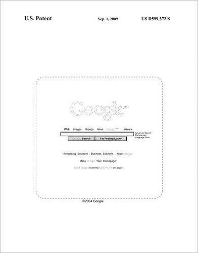 谷歌主页设计