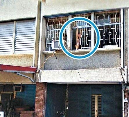 谷歌台湾街景图现裸体女子